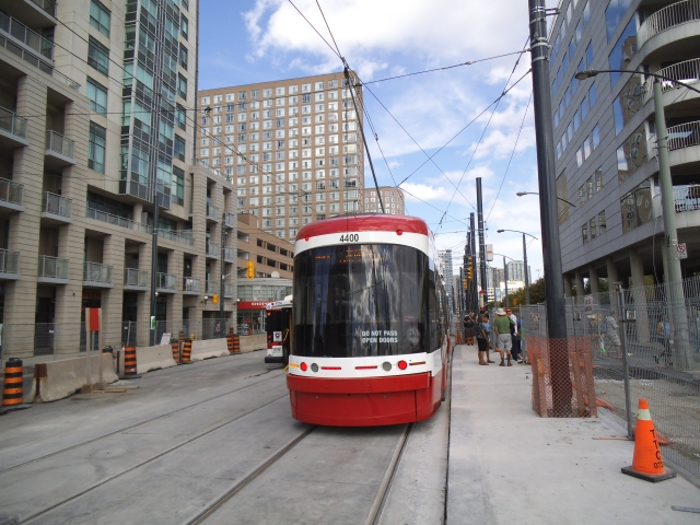 #4400 on Queen's Quay