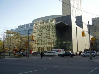 The Four Seasons Centre.