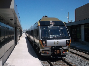 Union-Pearson Express